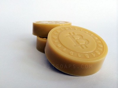 Original Bitcoin Hemp Oil Soap